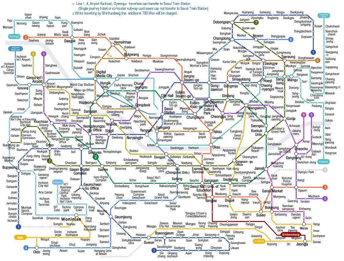 Seoul Transport Operation Information Service
